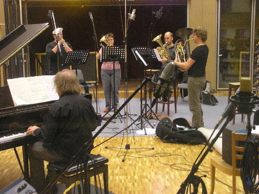 Altophonium Quartett mit Solist François Killian