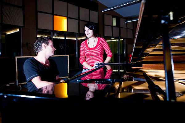 Florian Ast und Katharina Michel