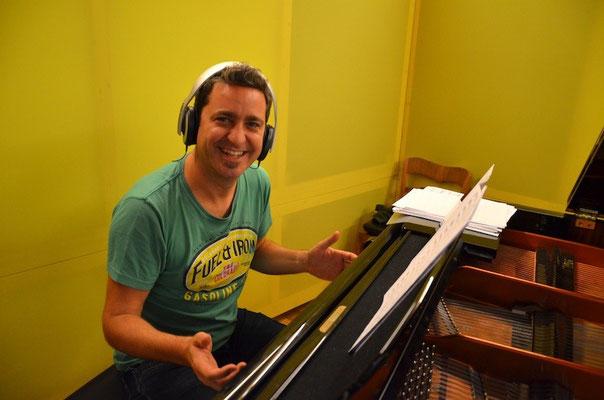 Gospelchor Feel The Spirit - Ricardo Regidor