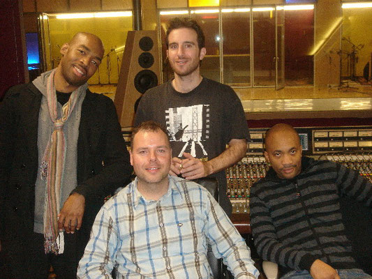 Aaron Goldberg Trio mit Reuben Rogers und Eric Harland
