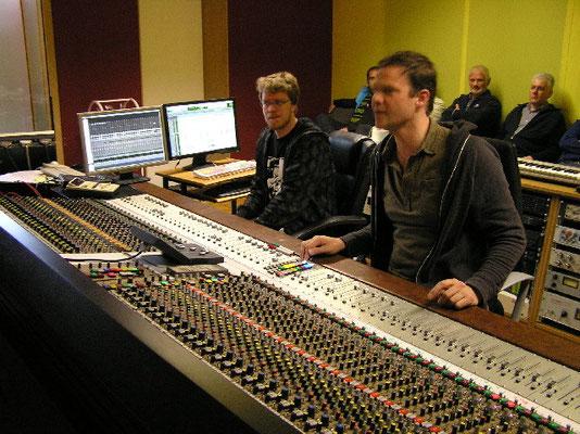 Kirschnermusic: Ton und Filmaufnahmen