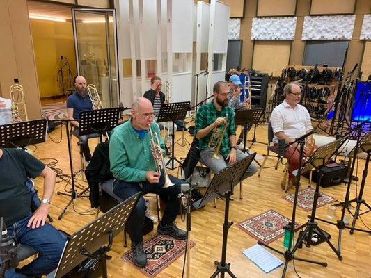 Blechbläser Dozenten der Musikschule Konservatorium Zürich MKZ