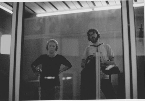 Sonja Ott und Benjamin Knecht