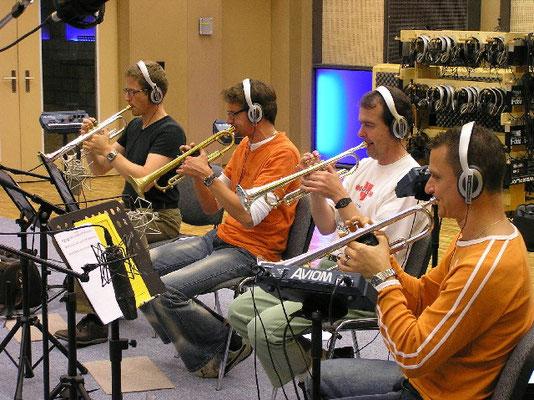 Bassensemble Urbrass - Trumpet Section