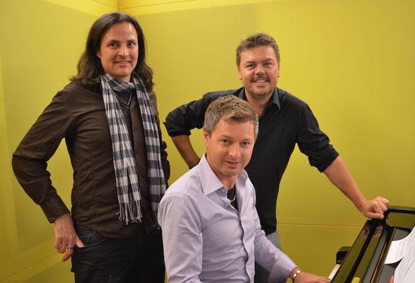 Patrick von Castelberg, Pad Bernhard und Christoph Walter