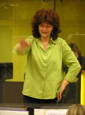 Dirigentin Isabelle Ruf Weber