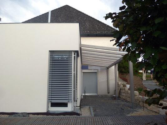 Anbau und Sanierung Einfamilienhaus mit Einliegerwohnung