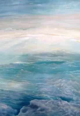 """""""Himmel"""" (70×100cm) 2012"""