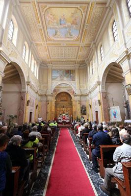 ANA San Giorgio - La chiesa di Villanova