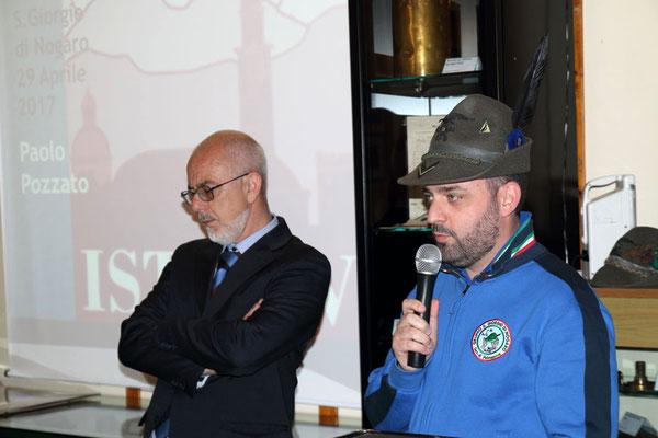 ANA Gruppo Alpini San giorgio di Nogaro - A cena con la storia