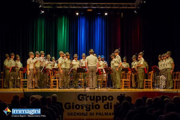 85° ANA San Giorgio di Nogaro - Fanfara Brigata Alpina Julia