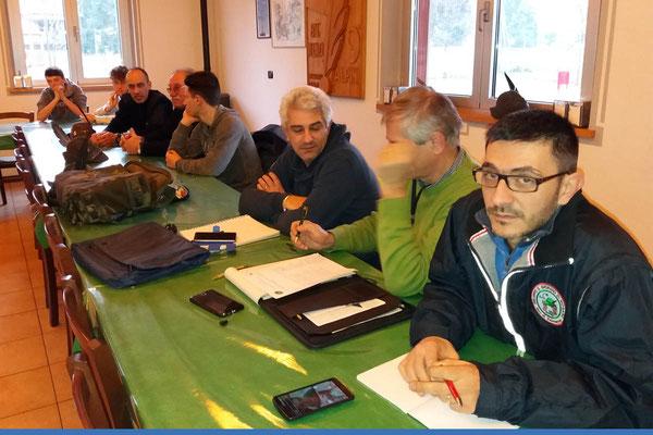 ANA San Giorgio - Corso radio
