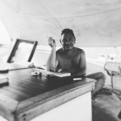 airbnb voilier Praia
