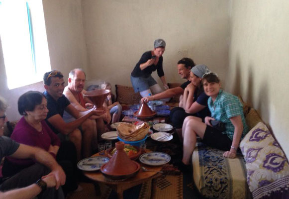 Berber Experience with Cooking Class - Hiking and Trekking in