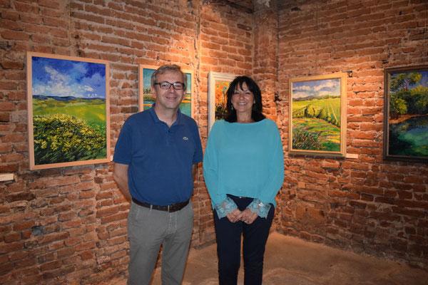 Villa Guarienti-Baja - Tarmassia Isola della Scala, Verona - 9 Settembre 2015 - con Giovanni Miozzi