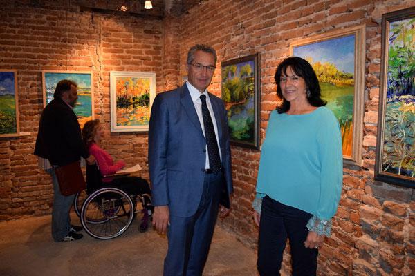 Villa Guarienti-Baja - Tarmassia Isola della Scala, Verona - 9 Settembre 2015 - con Antonio Pastorello