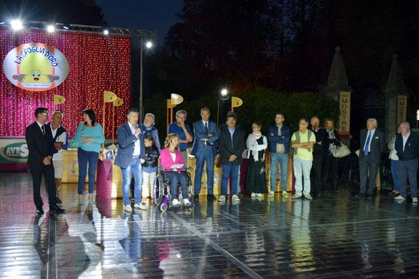 Presentazione evento Valentina Bazzani - Presentazione mostre Nilo Bazzani - Villa Guarienti-Baja - Tarmassia Isola della Scala, Verona - 9 Settembre 2015