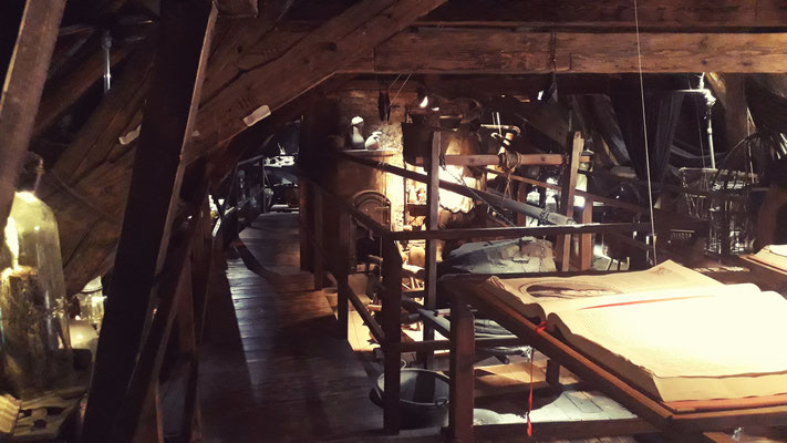 Alchemisten und Magier Museum