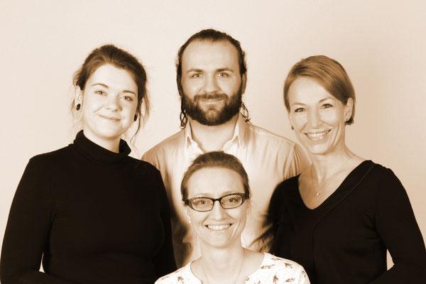 Das Team - Foto: Anja Zickler