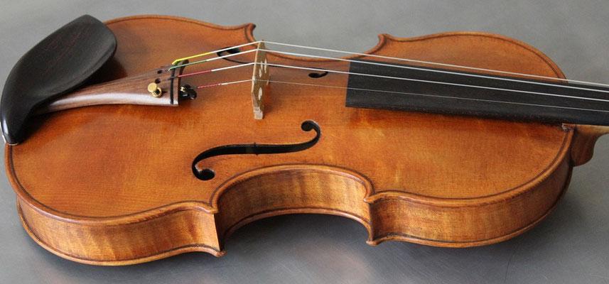 Geige, Werner Hartwig, Prien am Chiemsee
