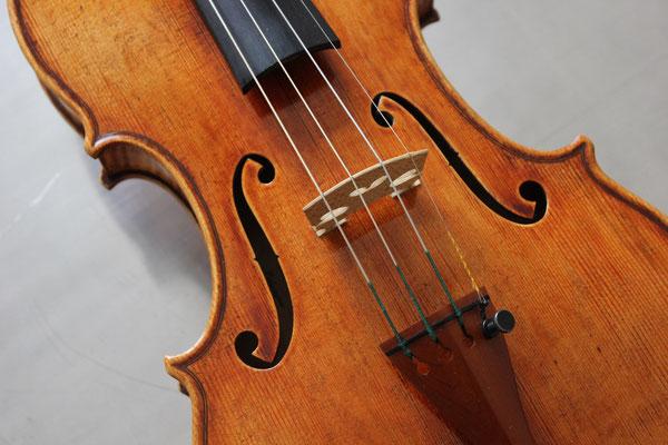 Geige, Cornelius Schneider-Marfels, Hessdorf