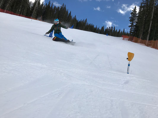 Training Copper Mountain