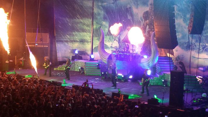 Amon Amarth 18.11.2016 MHP Arena Ludwigsburg