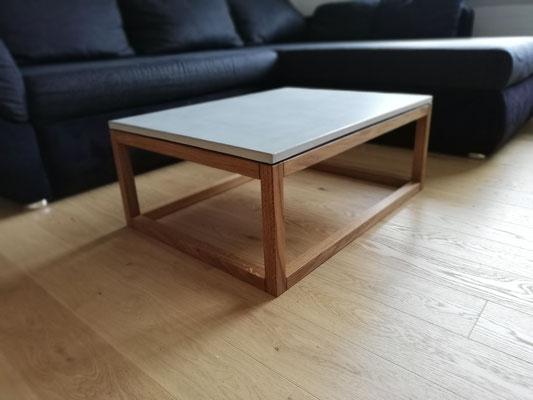 Salontisch 1.11, der Designer Salontisch aus Solothurn, Echte Betonmöbel, Design11, design 11