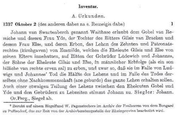 Ritter Gobel von Bübingen