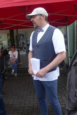 Rüdiger Knopp führte die Gruppe