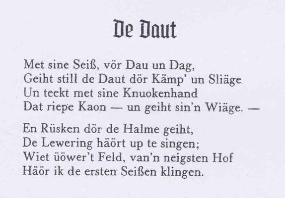 De Daut