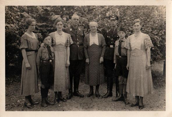 1942 - Familie Voigt