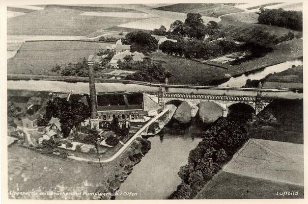 Eine Ansichtskarte aus dem Jahre 1910