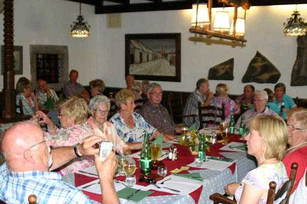 Mittagessen im Burgenland