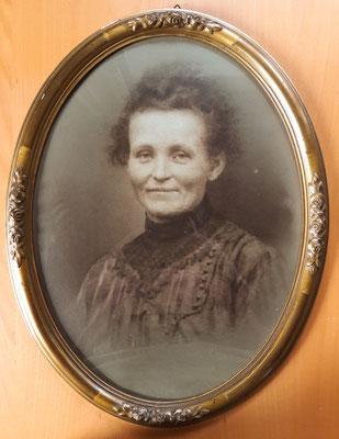 1914 - erste Ehefrau Berta Holtmann, geb. Voigt
