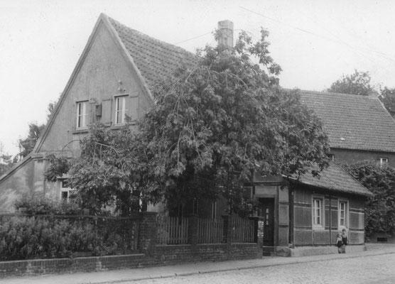 Küsterei 1954