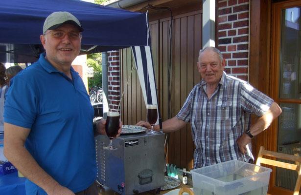Hier gibt es leckeres - von Harald Still - selbstgebrautes Bier