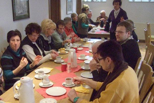 ... und gut schmecken, so wie es viele von Christel Still und Ingrid Böcker kennen ...
