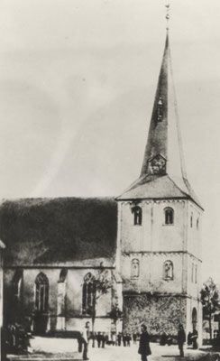 Dritte Pfarrkirche St. Vitus, erbaut 1450-1460