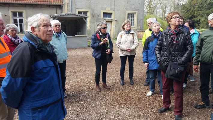 Führung mit Frau Reul-Knebel