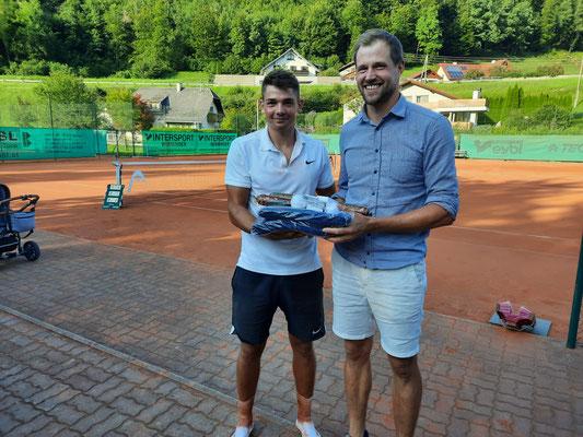 Herren Doppel: Loimayr Felix / Derfler Joe