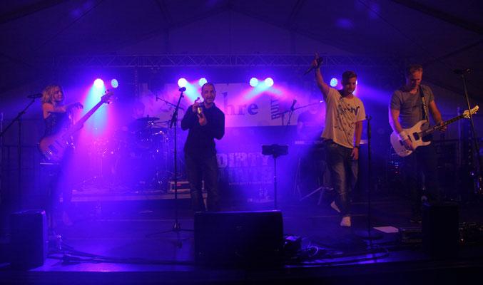 Dirty Saints live in Ostfildern