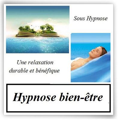 Relaxation et bien être par l'hypnoseHypnose
