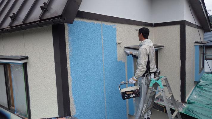 岩手、塗り替え
