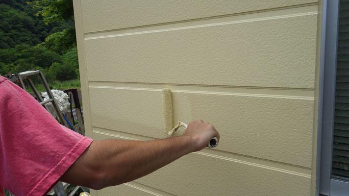 外壁塗装、岩手