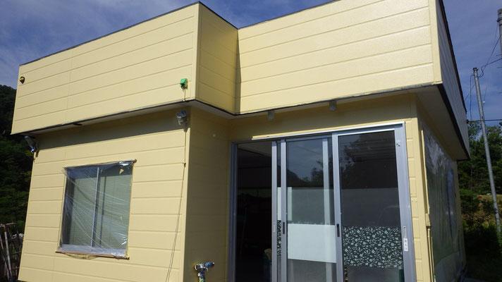 岩手、外壁塗装