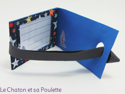 Porte-étiquette Zetwal  - Le Chaton et sa Poulette