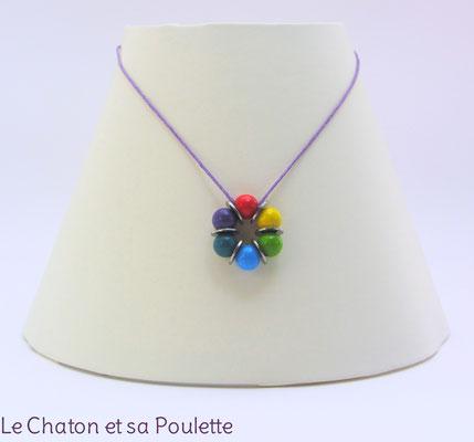 Collier Sensation 37 - Le Chaton et sa Poulette