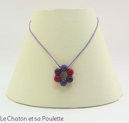 Collier Sensation 33 - Le Chaton et sa Poulette