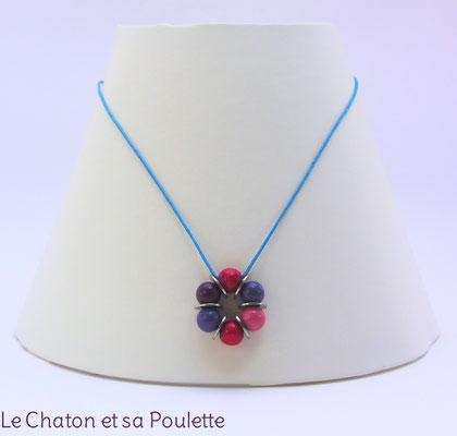 Collier Sensation 39 - Le Chaton et sa Poulette